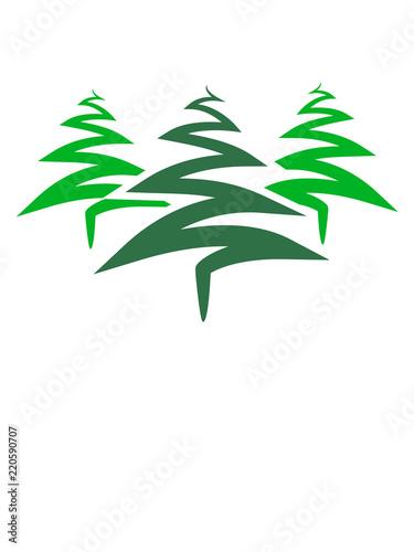 Weihnachtsbaum Clipart.3 Bäume Weihnachtsbaum Weihnachten Nikolaus Winter Geschenke