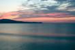 Sonnenaufgang am Strand von Sant Pere Pescador in Katalonien