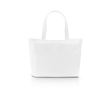 Blank White Fabric Canvas Shopping Bag For Save Global Warming