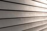 Drewniana elewacja domu jednorodzinego