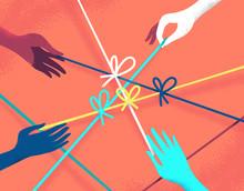 Hands Untie The Knots