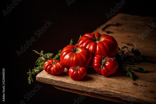 Fotografija Ripe red tomatoes