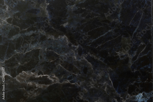 Canvas Prints Marble Black marble natural pattern for background, abstract black and white