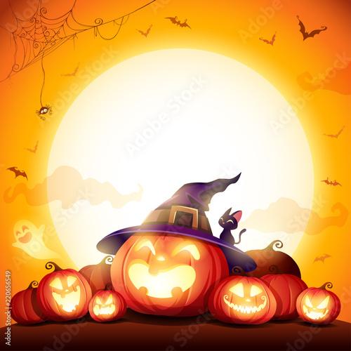 Photographie Halloween Celebration Fun Party