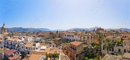 Staande foto Palermo Cityscape of Palermo, Sicily