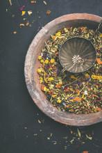 Herbal Tea Preparation