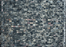 Old Cobblestone Road For Background Or Texture