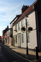 High Street, Bridlington, Looking West.