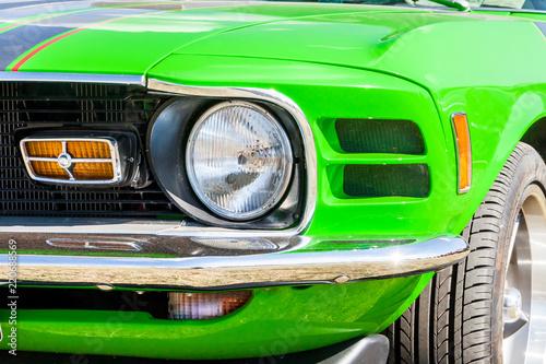 Foto  Front eines Autos