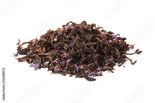 Chamaenerion, blooming sally or willowherb tea dried