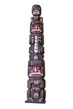 Vintage African Totem