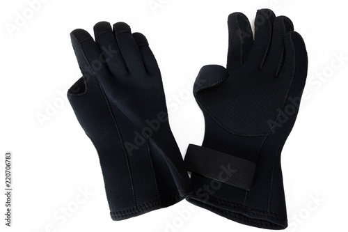 Fotografia, Obraz  Neoprene Scuba Diving Snorkeling Surfing Spearfishing Water Sport Gloves