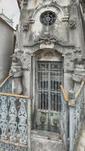 Old European Tomb
