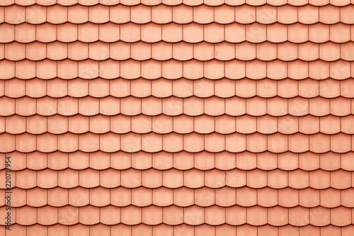 Fototapeta Roof tiles texture obraz
