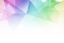 Gray,pink, Green, Yellow, Blue  Background For People Who Want To Use Graphics Advertising.