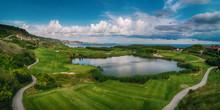Golf Course In Luxury Resort W...