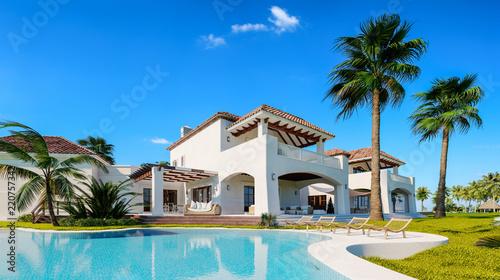 Photo Private villa