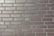 Mauer Wand Ziegelsteine grau