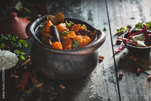Massaman Thaï Curry, Cuisine Thaïlandaise