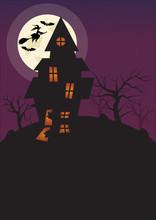 Halloween Vertical Background ...