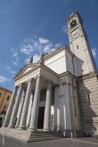 Photographie  Church of San Vittore in Rho, Milan