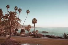 Laguna Beach California, View From Heisler Park