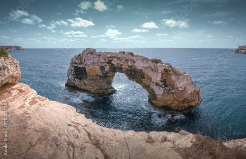 Tuinposter Mediterraans Europa Mallorca