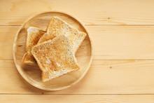 Whole Wheat Toasted Bread