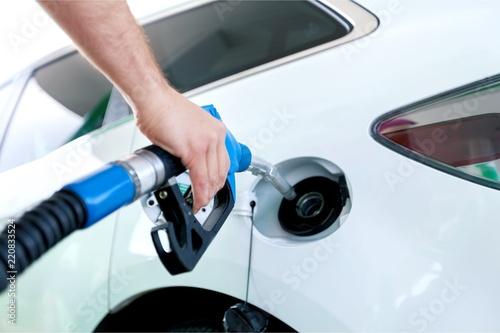 Tablou Canvas Fuel pump.