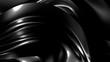 Stylish black background. 3d illustration, 3d rendering.