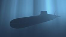 Typhoon Submarine
