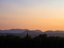 Sunrise Houlton Maine