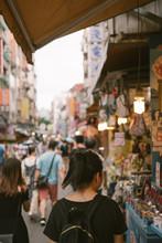 Taipei Taiwan Street Stalls Fo...