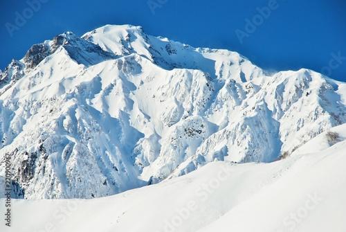 Cuadros en Lienzo  Hakuba / Nagano  ~  winter season