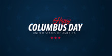 Columbus Day Sale Promotion, A...