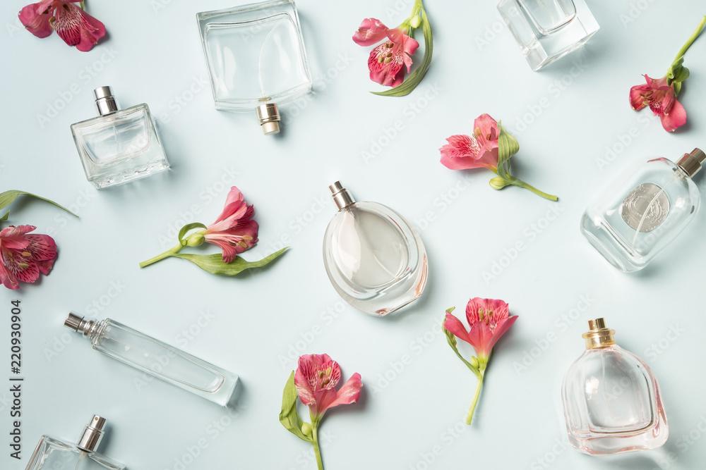 Fototapety, obrazy: Perfume background