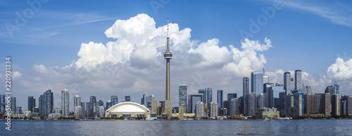 Obrazy Toronto  city-of-toronto-panorama