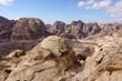 Gebirgskette - Jordanien