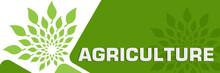 Agriculture Green Leaves Circu...