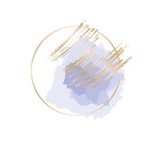 Abstract Elegant Hand Drawn Design Element