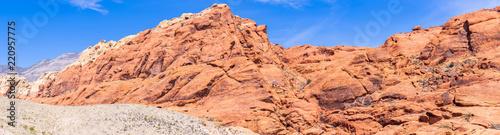 Spoed Foto op Canvas Verenigde Staten Red Rock Canyon Las Vegas