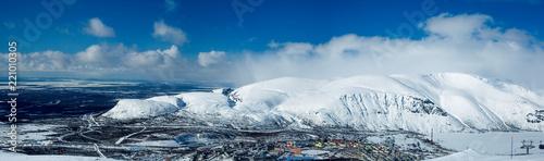 Fotografie, Obraz  The Khibiny mountains