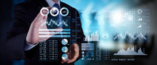 Investor Analyzing Stock Marke...