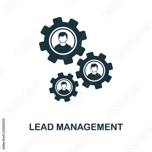 Cuadros en Lienzo Lead Management icon