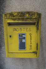 Old France Mailbox.