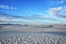 Travel To White Sands National Monument