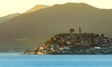 Janitzio Island, Patzcuaro, Mi...