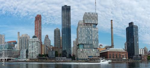 Deurstickers Stad gebouw Upper East Side, New York City, USA