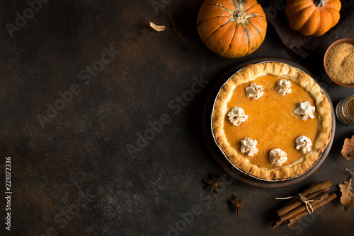 Fényképezés  Pumpkin Pie