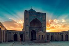 Kalyan Mosque In Bukhara